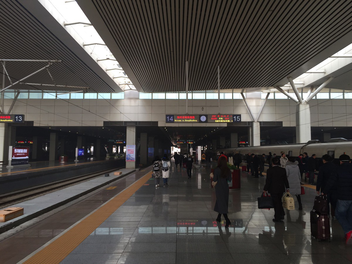 """What's Holding Back """"International"""" Love of China's High Speed Railway Network?"""