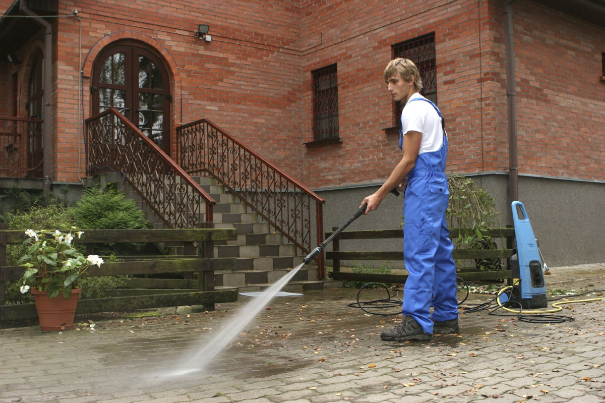 Diffe Methods Of Concrete Cleaning