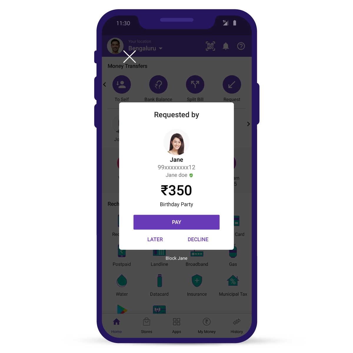 Request Money Fraud What It Is How You Can Stay Safe By Phonepe Editor Phonepe