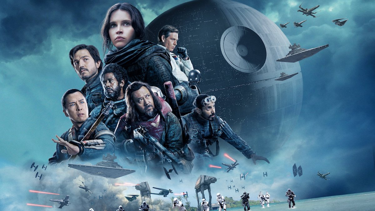 Rogue One A Star Wars Story 2016 By Frame Rated Staff Frame Rated Medium