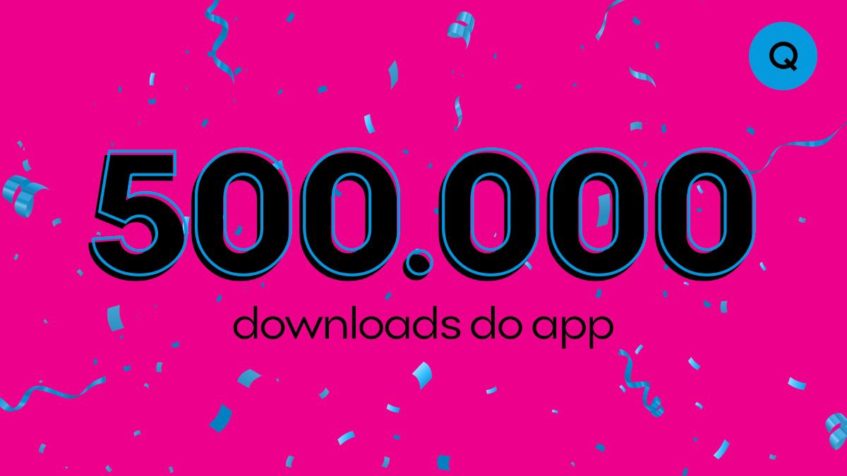 Airfox's banQi app reached 500,000 downloads on Google Play.