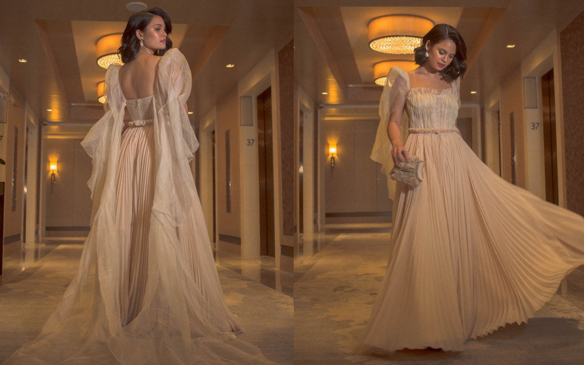 8 Looks That Served Us During The 2019 Abs Cbn Ball By Kc Castillo Thread By Zalora 1 Philippines Online Fashion Community,Country Wedding Rustic Mother Of The Bride Dresses