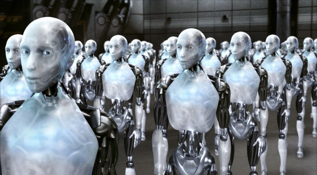 Image result for robots taking over the world movies