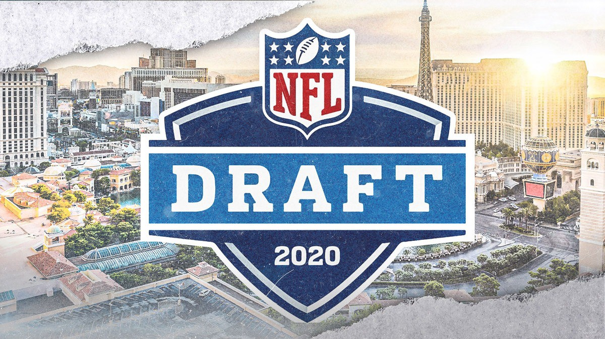 The 2020 NFL Draft was supposed to be a Las Vegas spectacle. Instead, it will be a different kind of spectacle entirely…