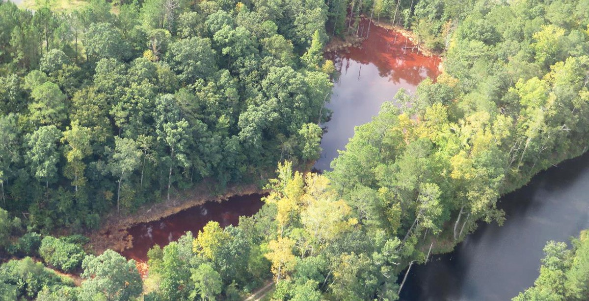 The Anatomy of a Pipeline Accident: The Colonial Pipeline Spill