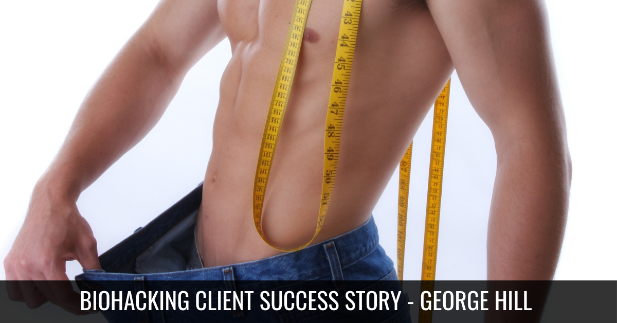 Client success story—Biohacking your body fat—biohacked