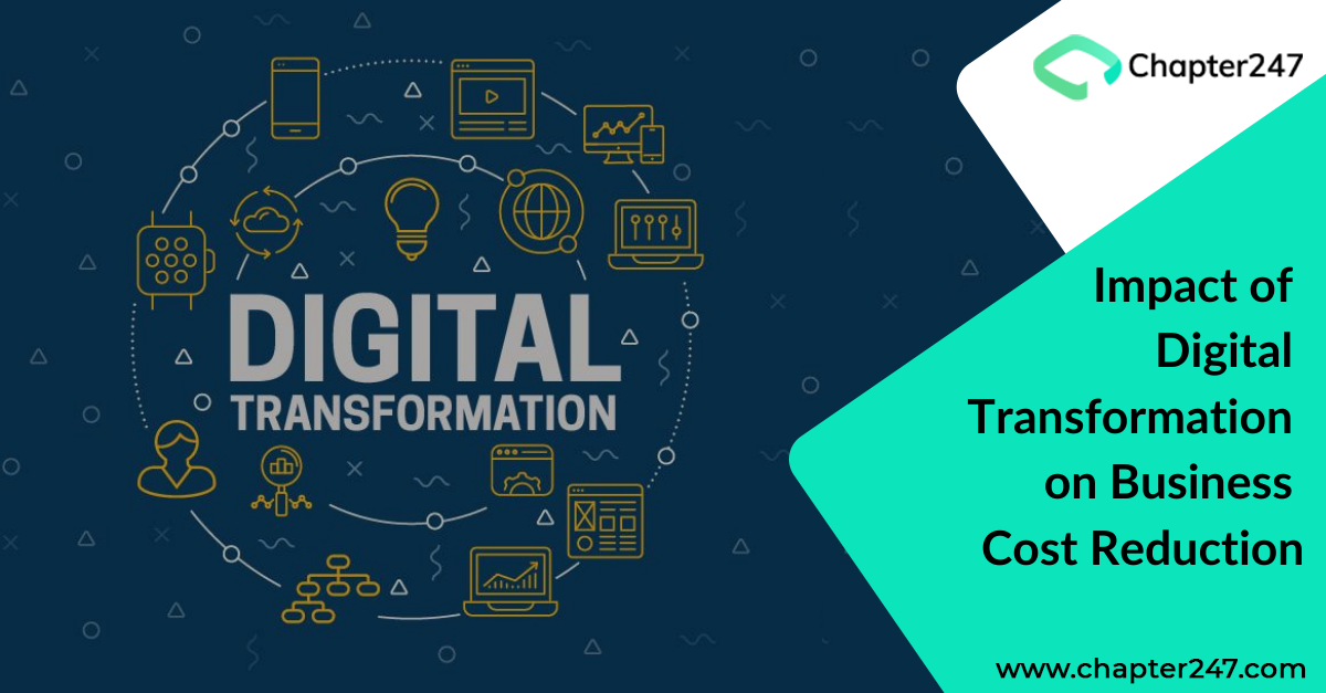 Impact of Digital Transformation on Business Cost Reduction