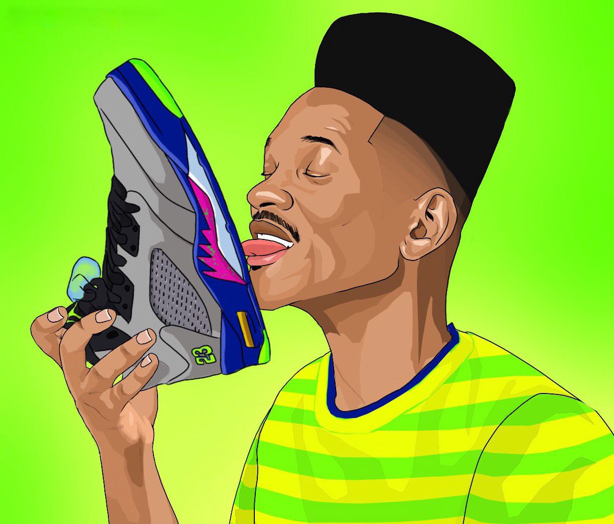 It S Not Unusual The Fresh Prince Of Bel Air Fan Art You Never Knew You Needed By Paco Taylor Medium