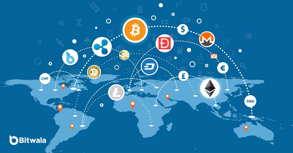 5 Cryptocurrencies to watch in 2018 - Good Audience