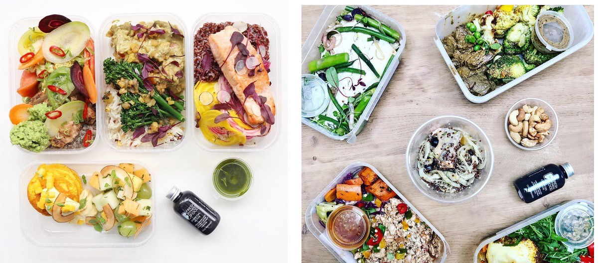 Fresh Fitness Food Healthy London Meal Prep Delivery