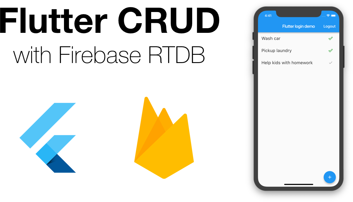 Flutter : How to do CRUD with Firebase RTDB - David Cheah
