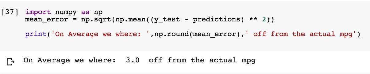 Machine Learning — Train your first model in 10 minutes!