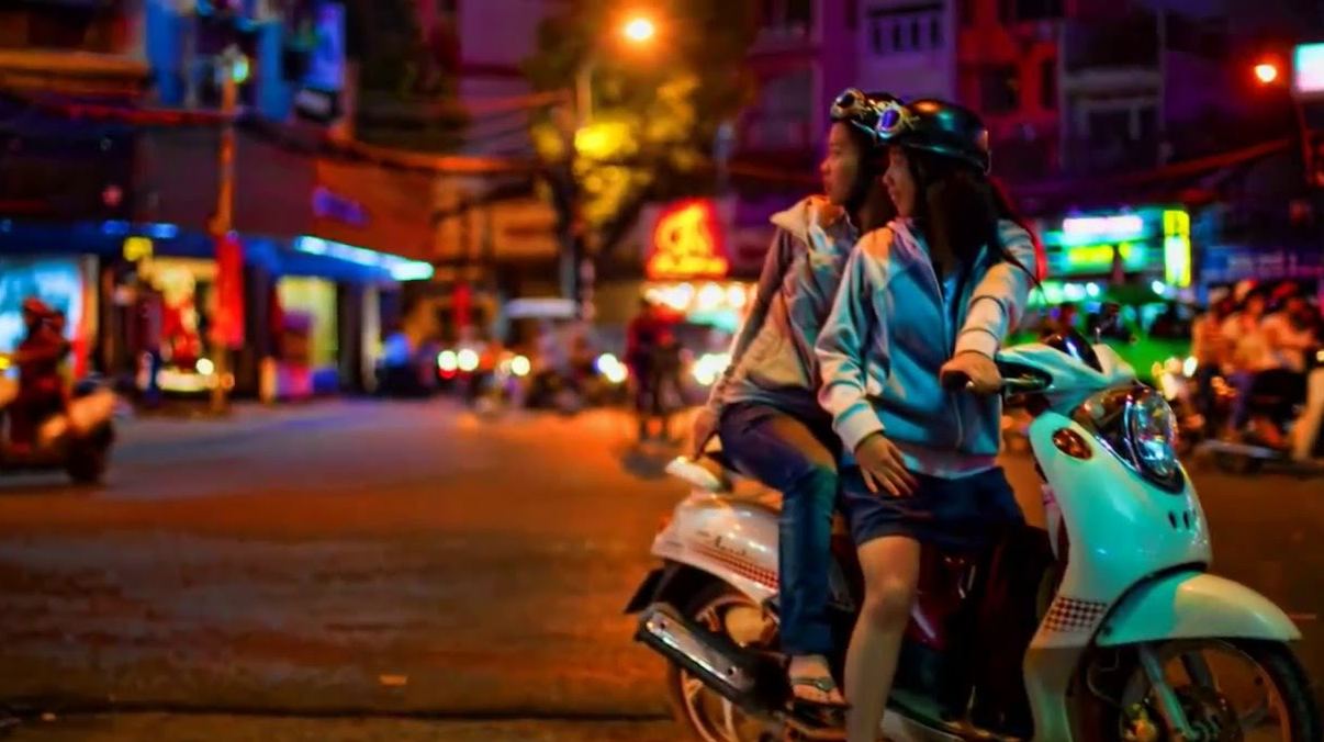 A MONTH OF GRABBIKE (NO MORE PARTIES IN SAIGON REMIX)