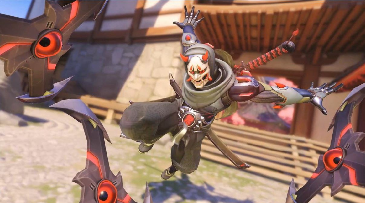 Earn Overwatch's best-ever Genji skin by playing Heroes of