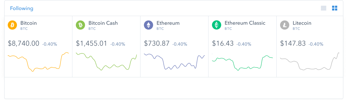 Coinbase - Research