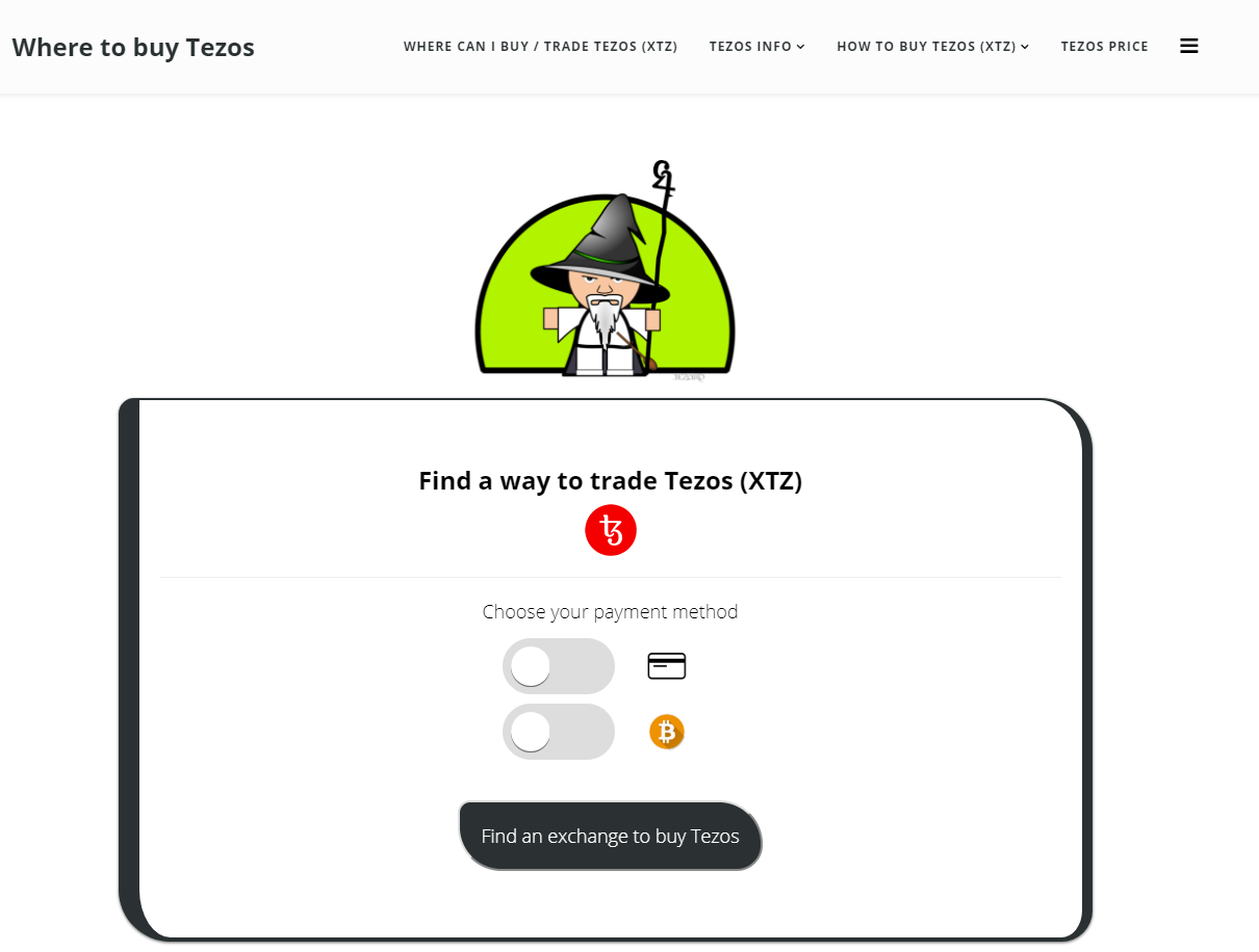 Where can i buy tezos cryptocurrency