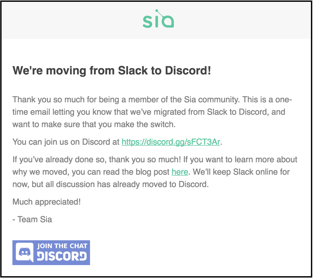 Guide: Moving your online community from Slack to Discord