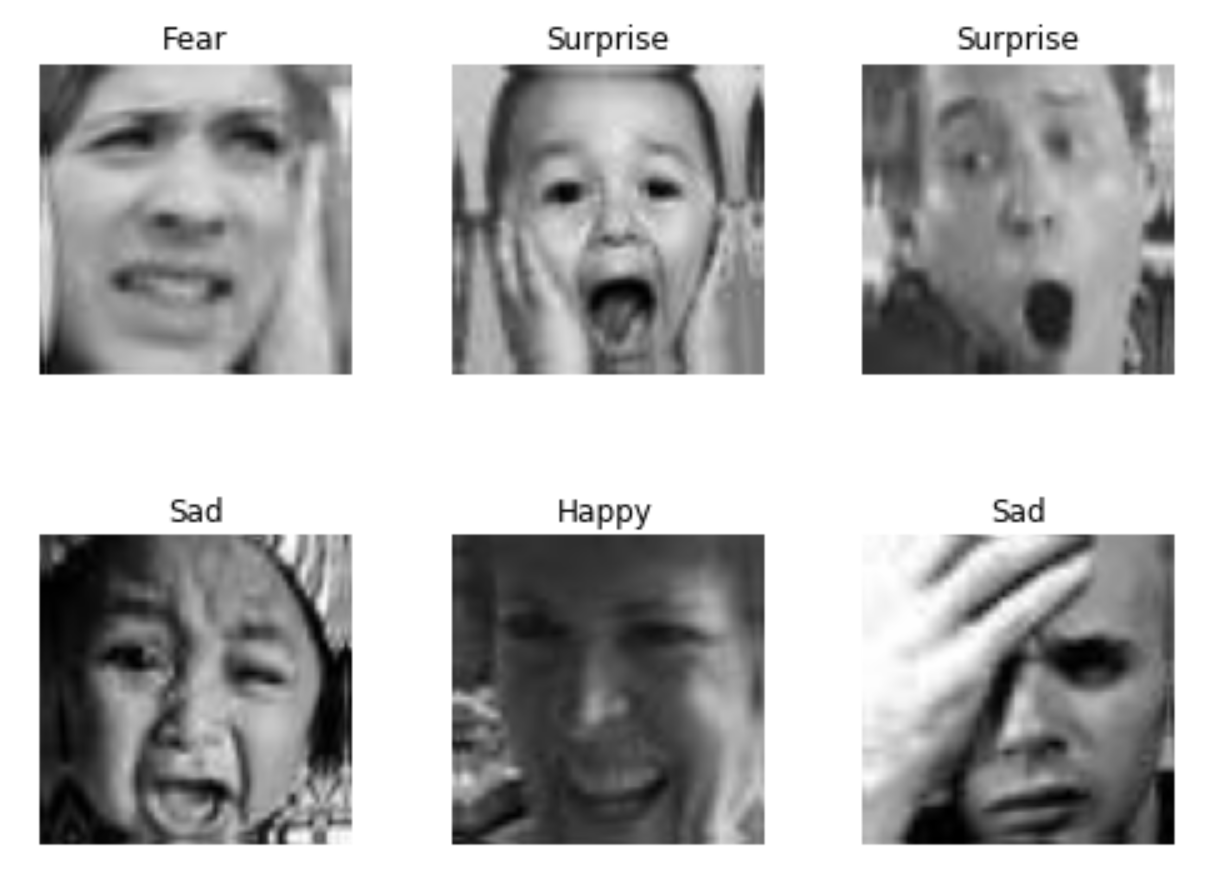 Face Expression Recognition with fastai v1 - Pierre Guillou