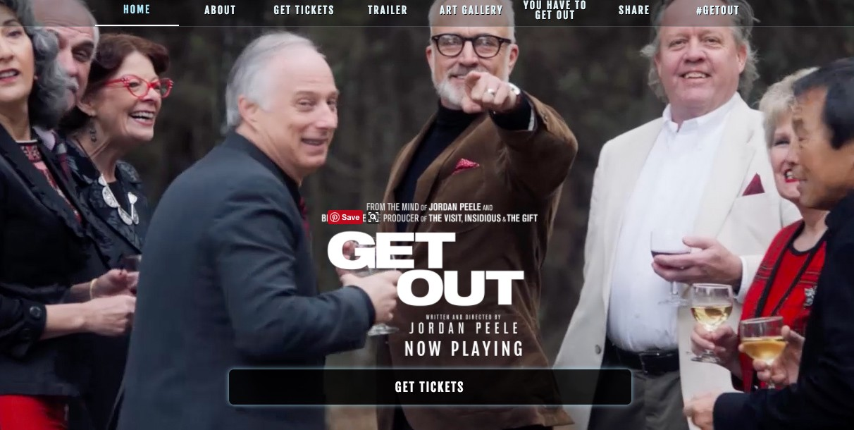 Movie get out Get Out