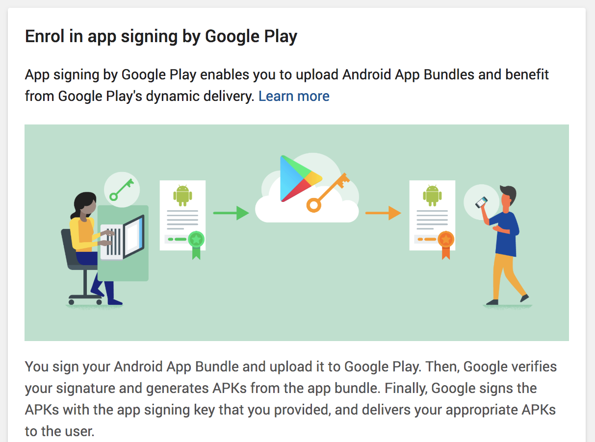 Exploring Google Play App Signing - Google Developers