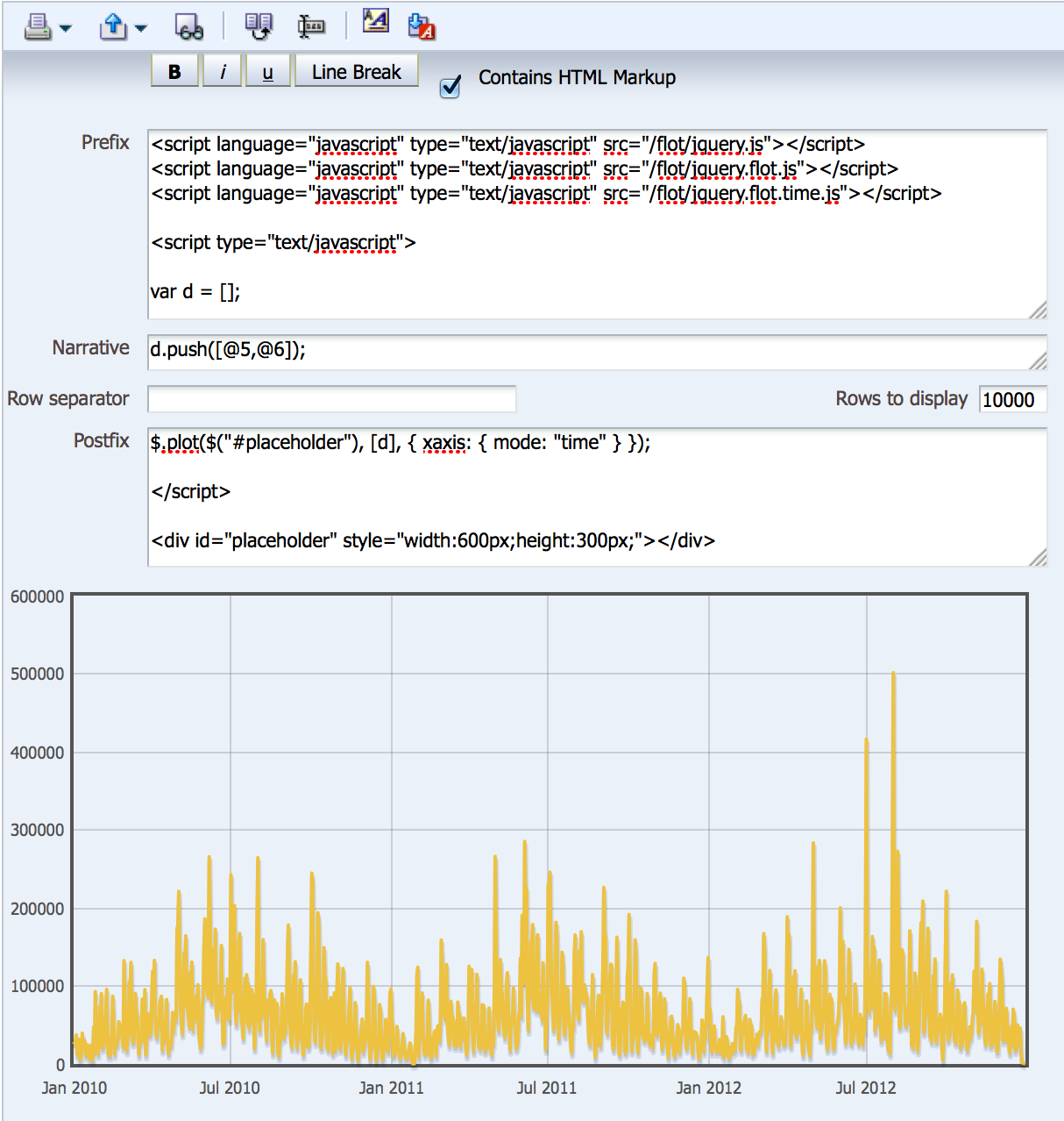 3rd-Party Visualizations in OBIEE - Red Pill Analytics
