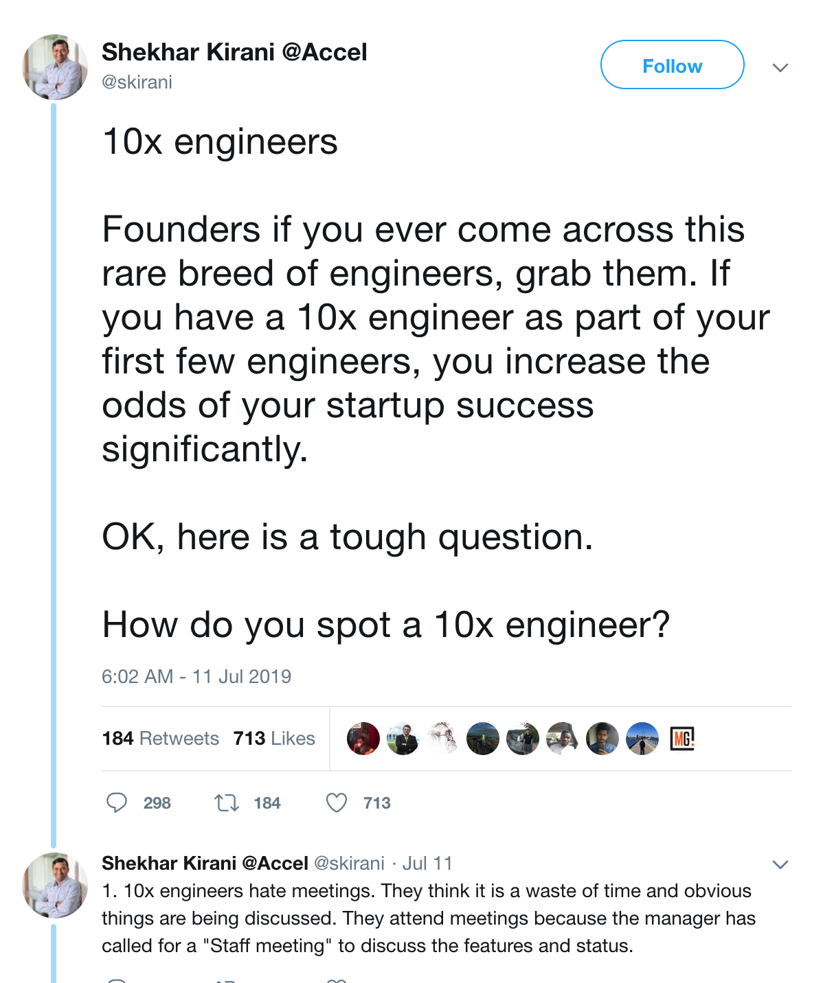 How to Become a 10x Engineer - Karen Baker - Medium
