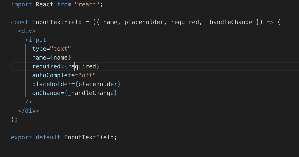 JSON based dynamic forms with ReactJS - Curofy Engineering