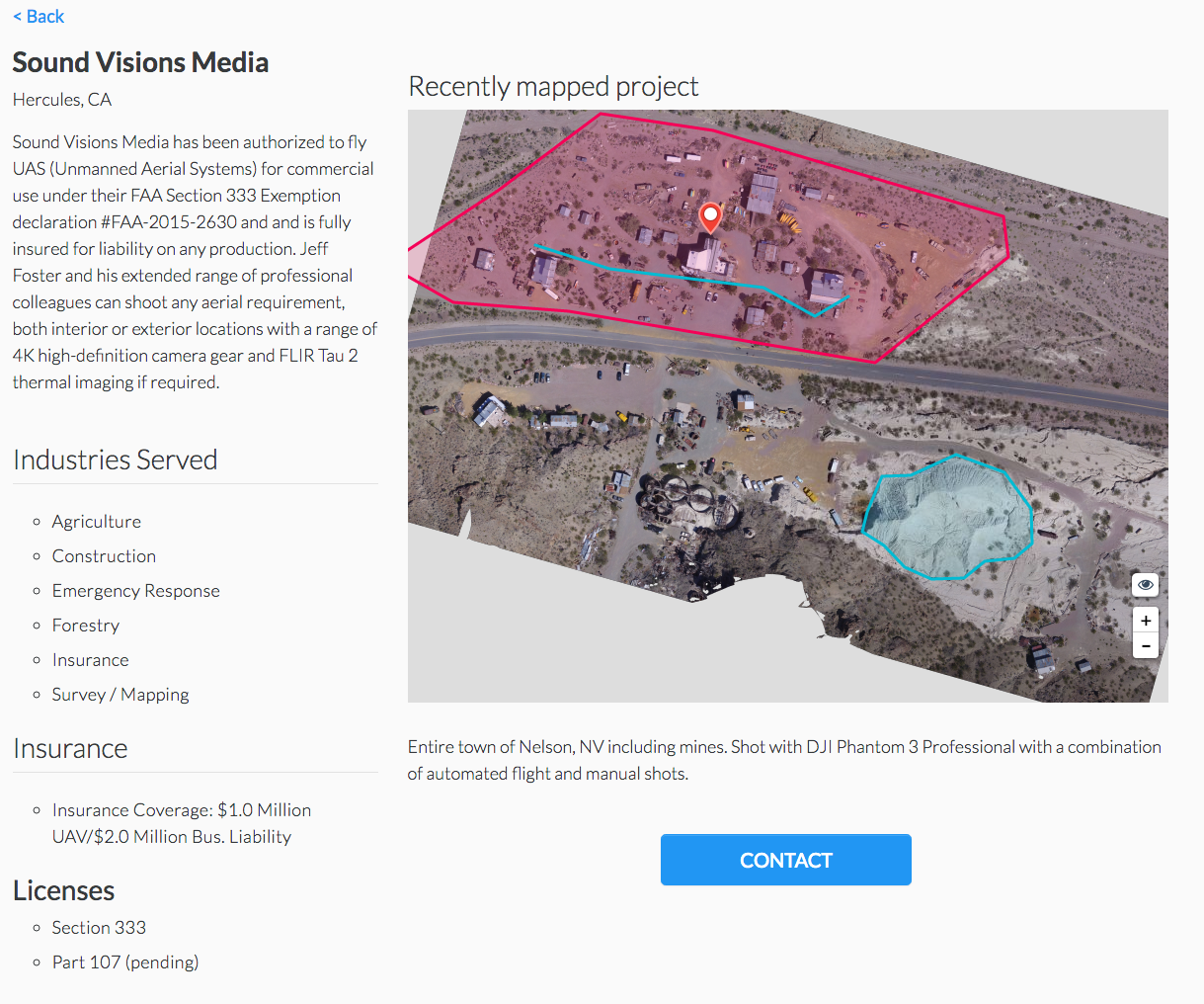 Announcing the Drone Mapping Directory - DroneDeploy's Blog