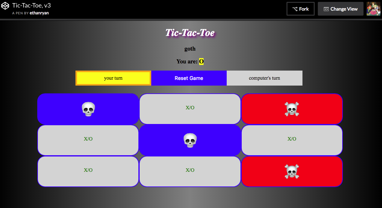 Building A Tic-Tac-Toe Game App With JavaScript - Level Up