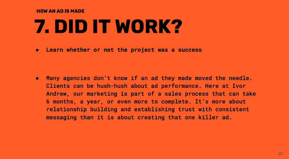 So You Want To Be An Ad Agency Copywriter - Words for Life