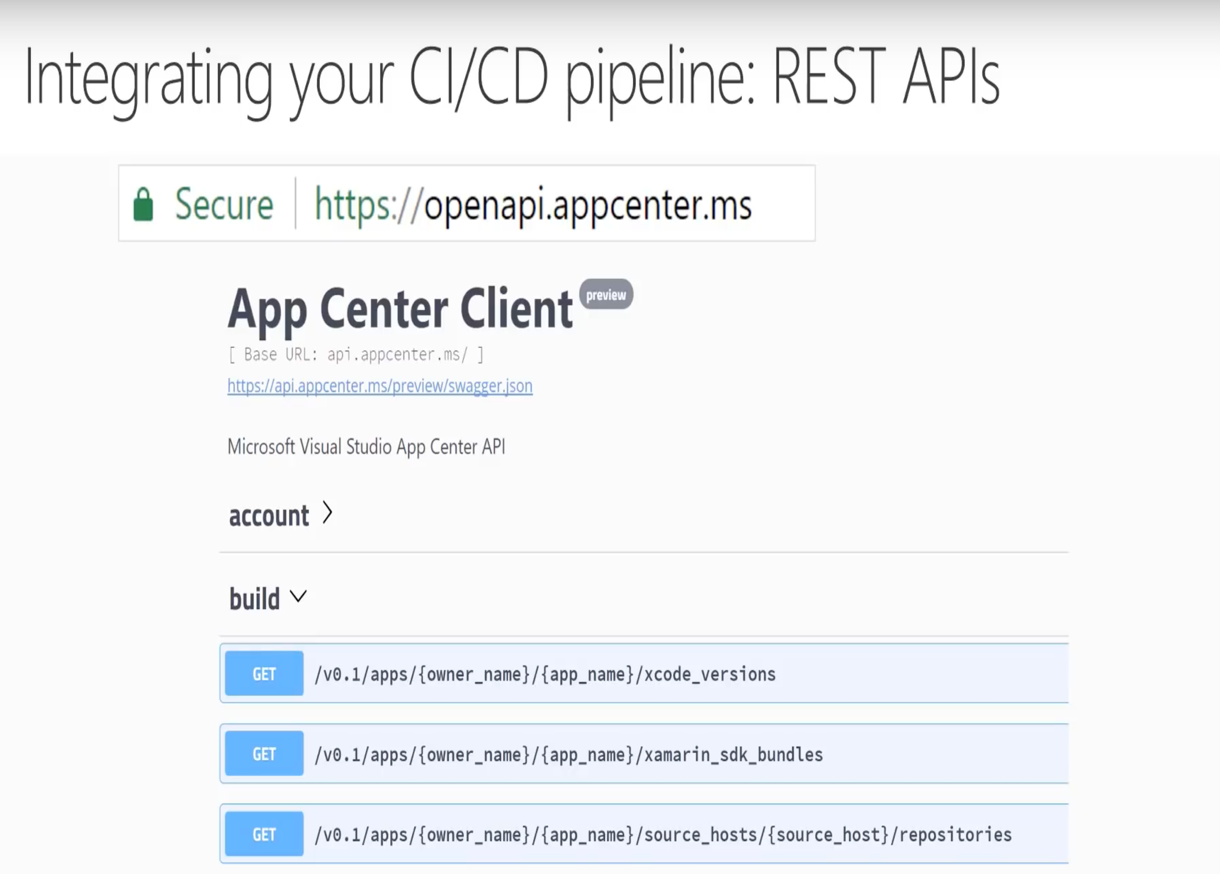 Mobile Automation with Visual Studio App Center - Slalom