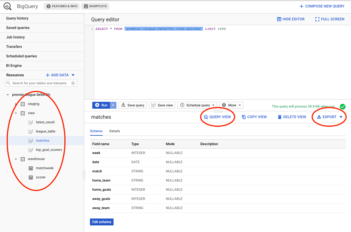 Data Warehousing Made Easy with Google BigQuery and Apache