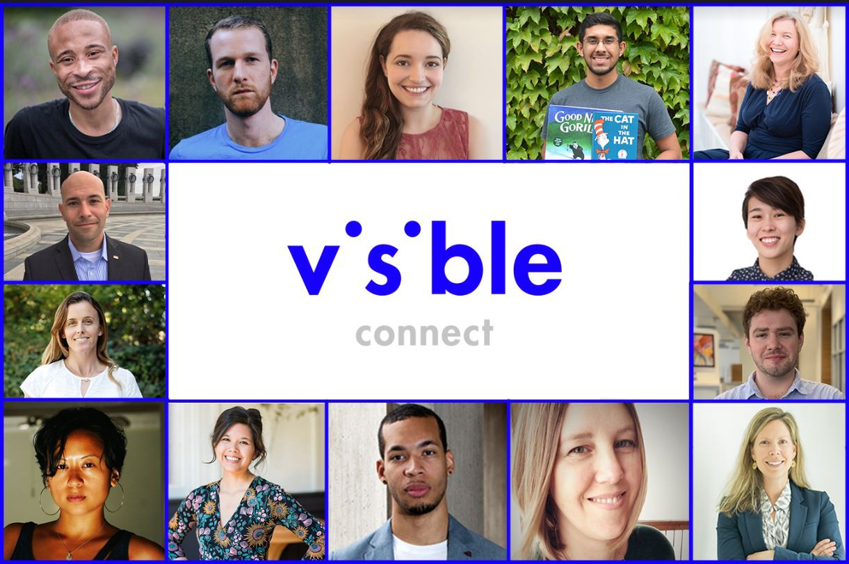 The 2019 cohort of the Visible Connect Accelerator Program