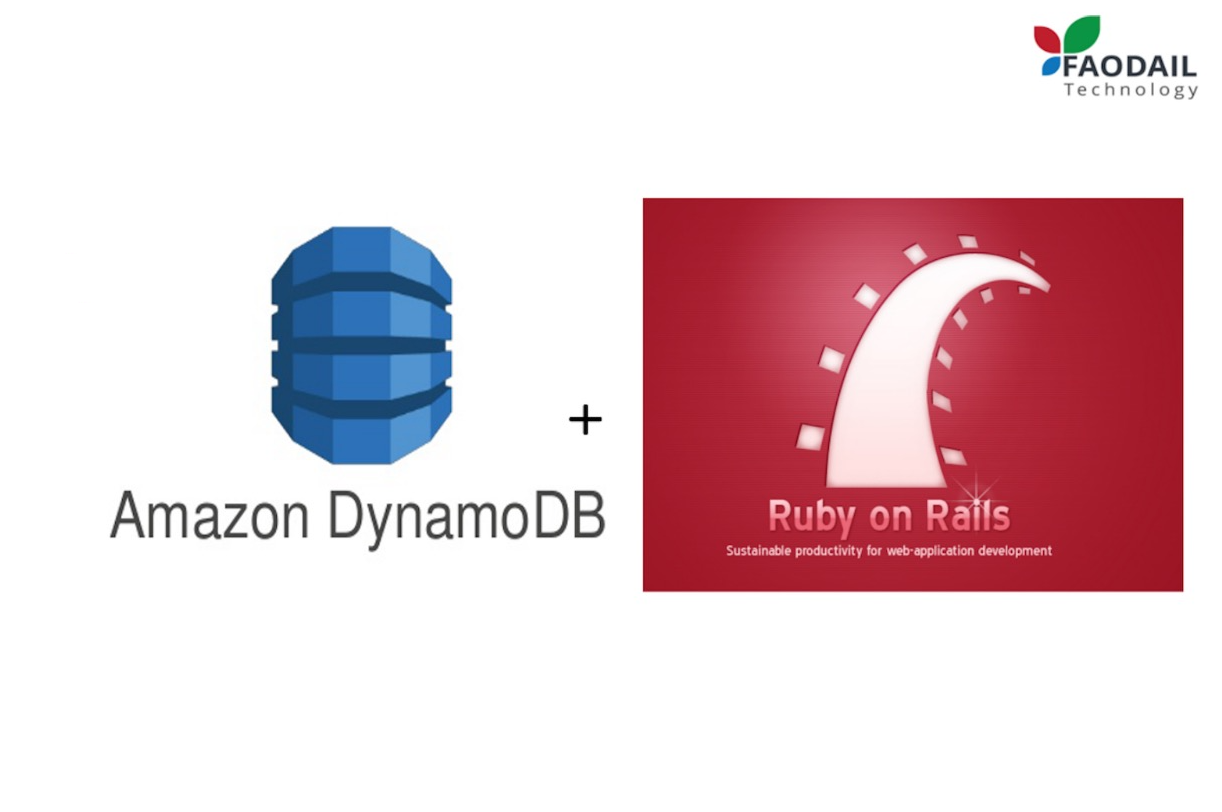 Step by step guide to integrating DynamoDB with Ruby on