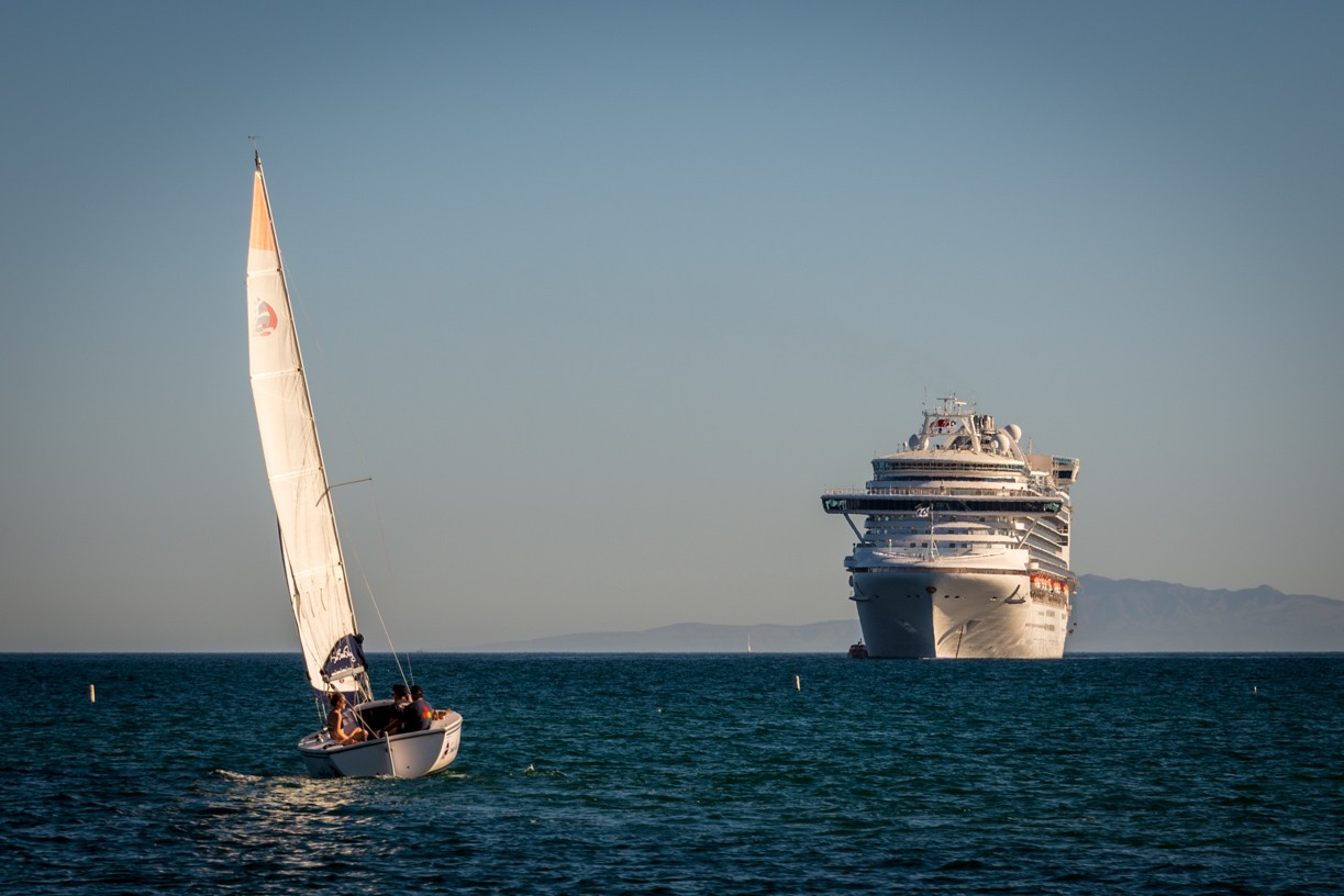 Pro Tips to Avoid Getting Seasick on a Cruise - Andrea