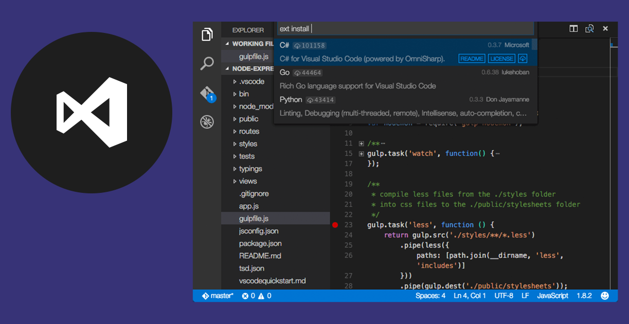 Visual Studio Code silently fixed a remote code execution vulnerability