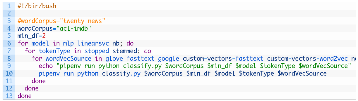 Word Embeddings and Document Vectors — When in Doubt, Simplify
