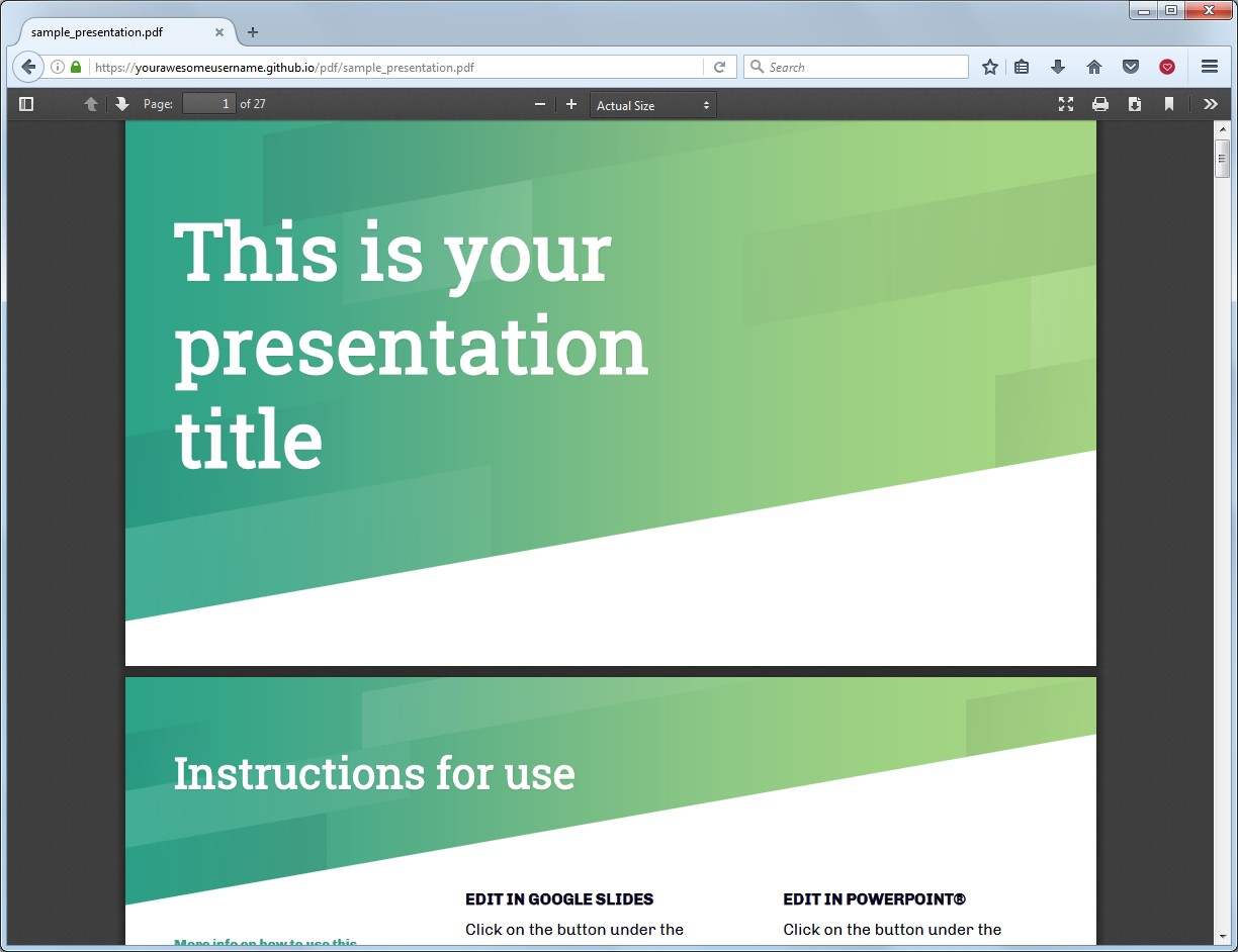 Set Up Your Portfolio Website in Less Than 10 Minutes with