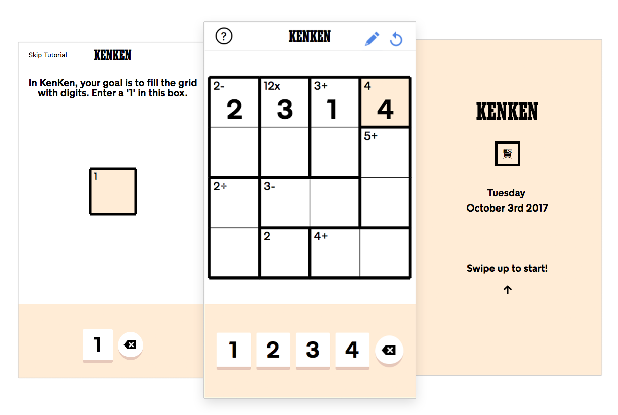 Prototyping Games at The New York Times - NYT Open