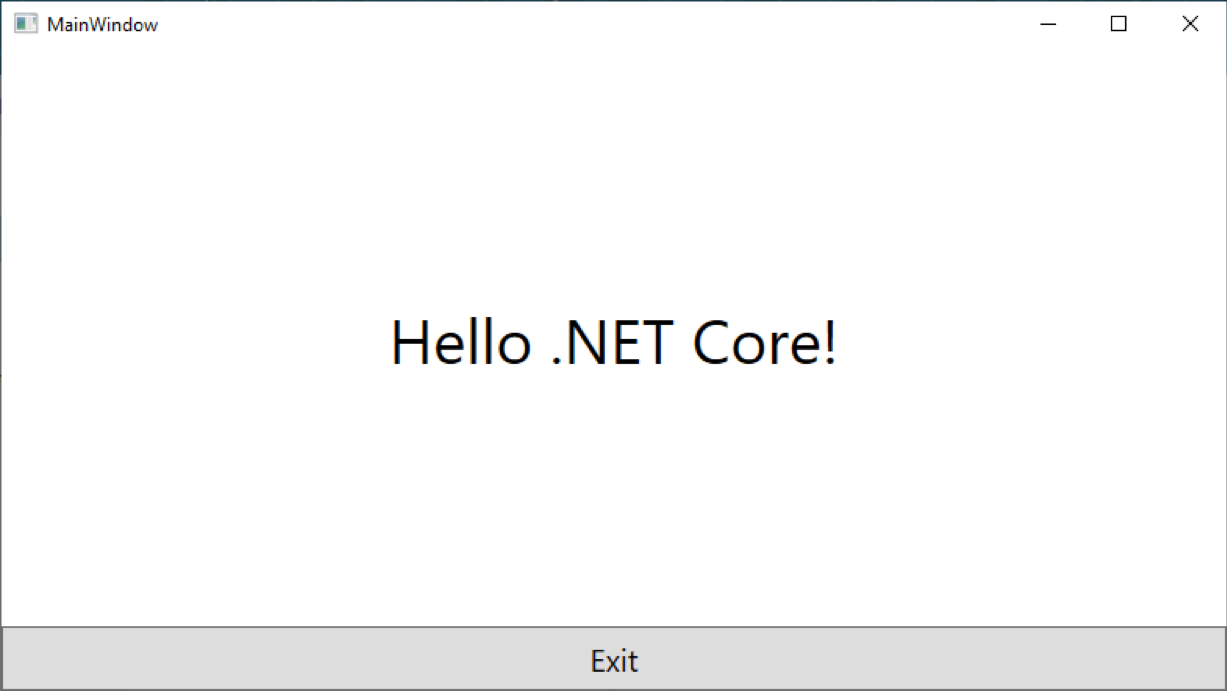 Using the  NET Core 3 0 Preview with WPF - GrapeCity - Medium