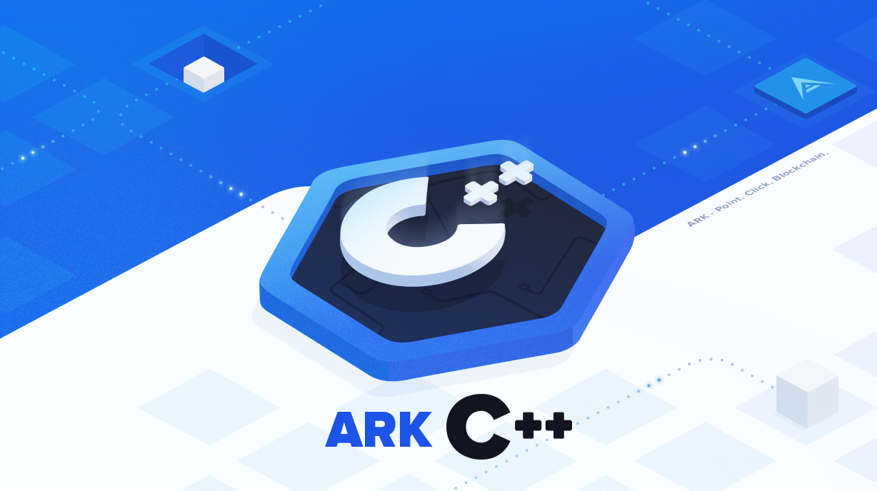 C++ SDK is Now Available for ARK - ARK io | Blog