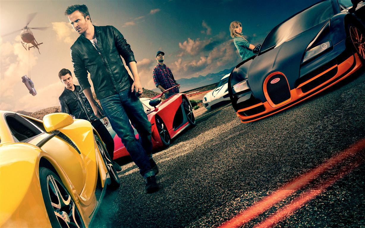 watch need for speed free full movie