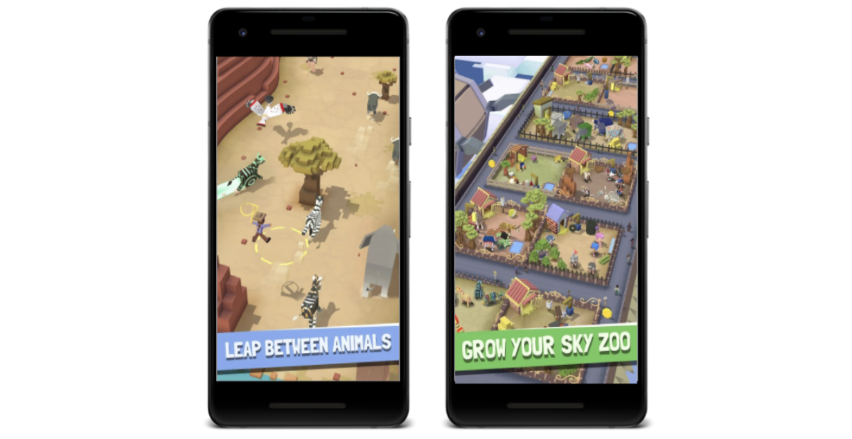 Innovating with genre mashing in mobile gaming - Google Play