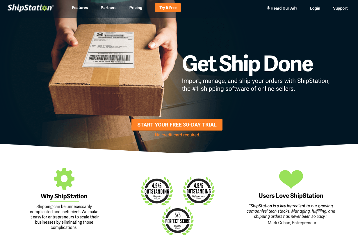 Tophatter Sellers: Top 5 Reasons to Choose ShipStation