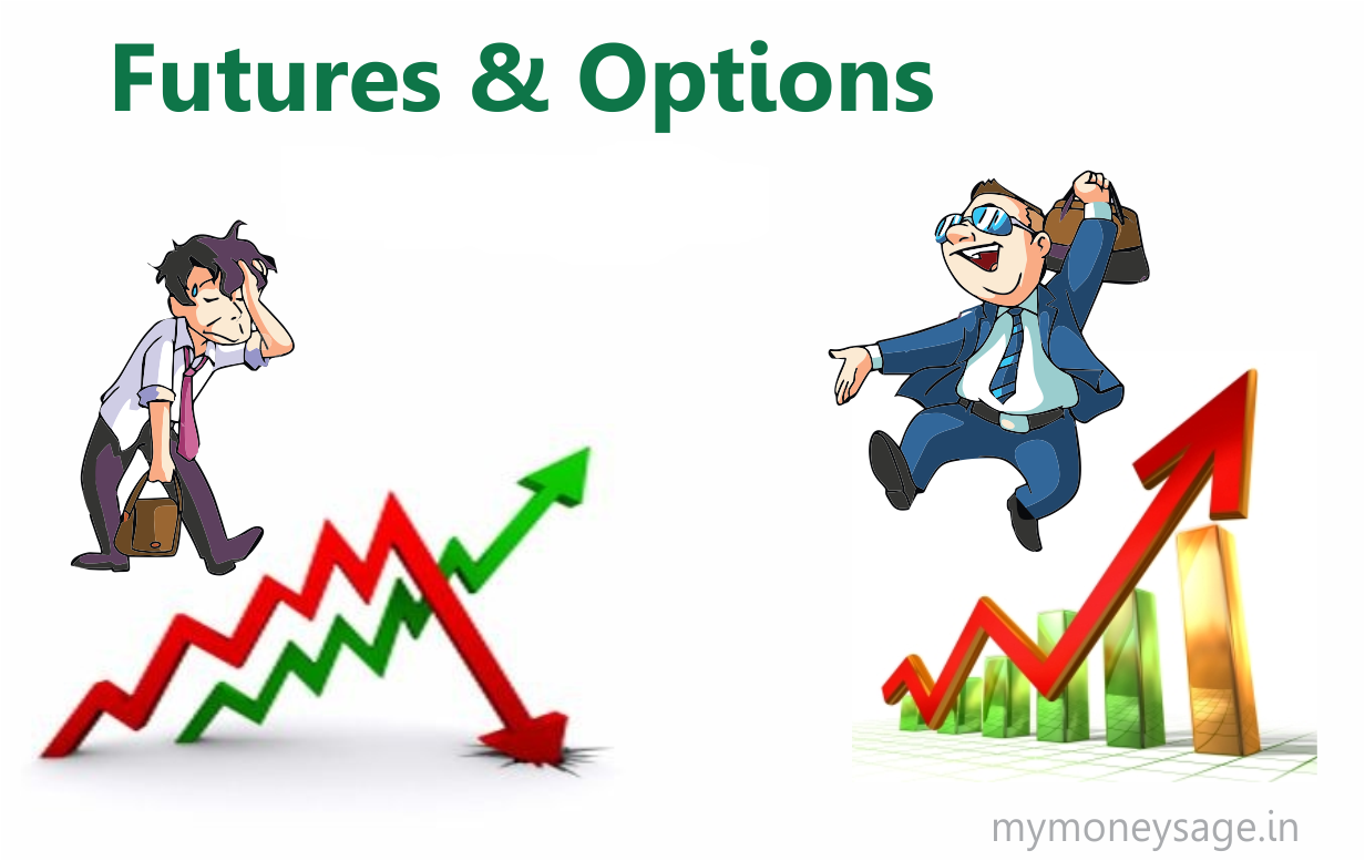 Futures trading options trading