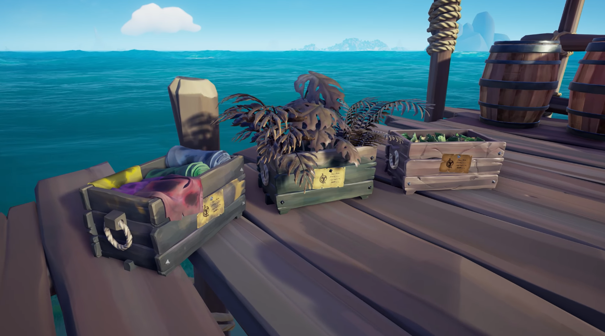 Everything you need to know about Cargo Runs - Golden Sands