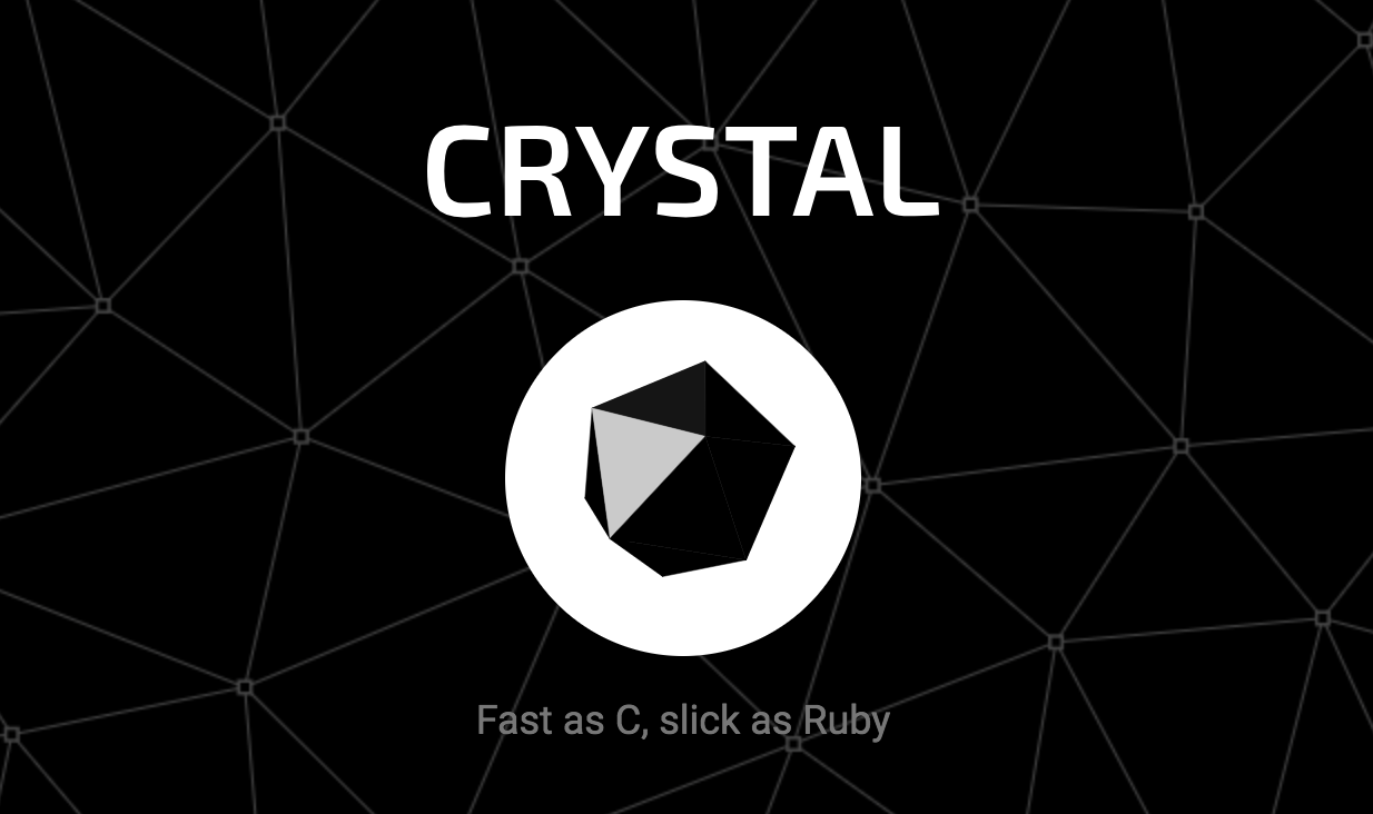 Write your own blockchain and PoW algorithm using Crystal!