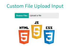 Simple Jquery File Upload Codepen