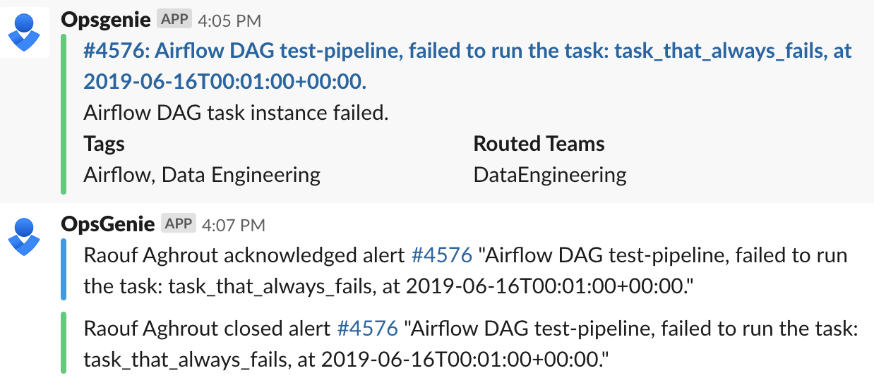 Quick & Easy Alerting for Apache Airflow - Unruly