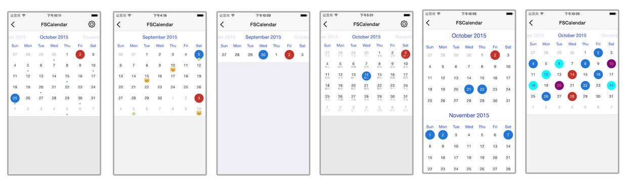 5 Amazing Open Source Calendar Libraries - Boostnote - Medium